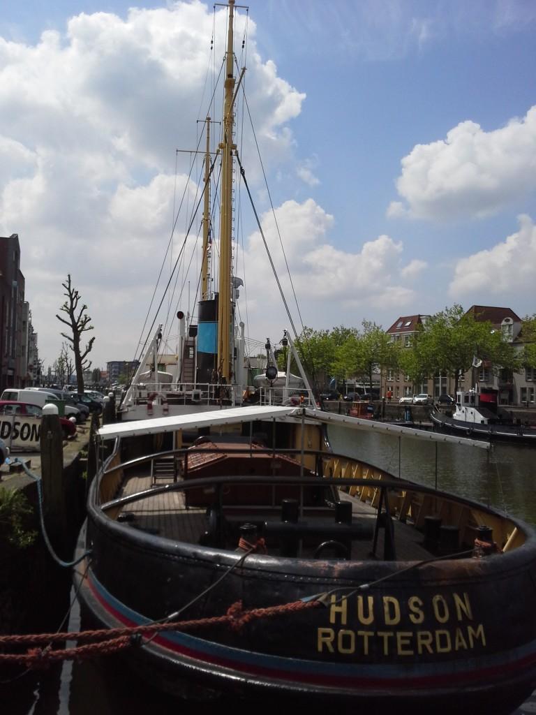 museumschip de Hudson